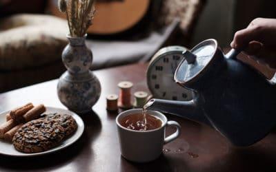08.05.2021:  Moderne Teekultur at home