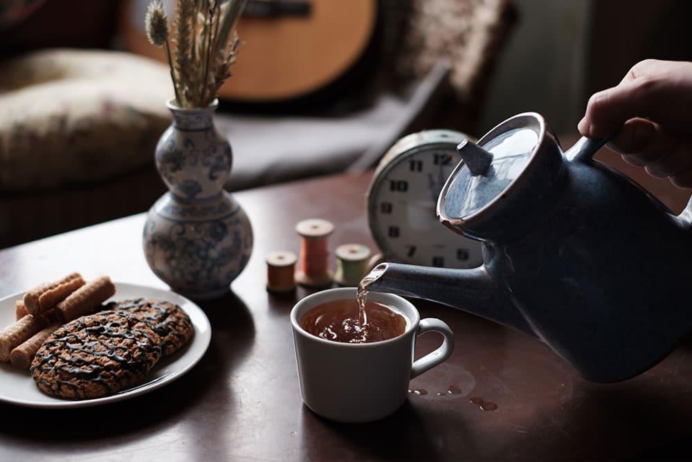 Royal Tea Time im November